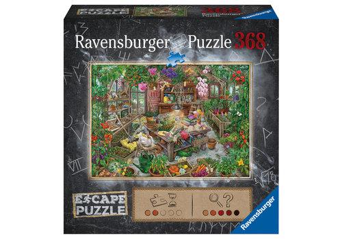 Ravensburger Escape Puzzel: De broeikas - 368 stukjes