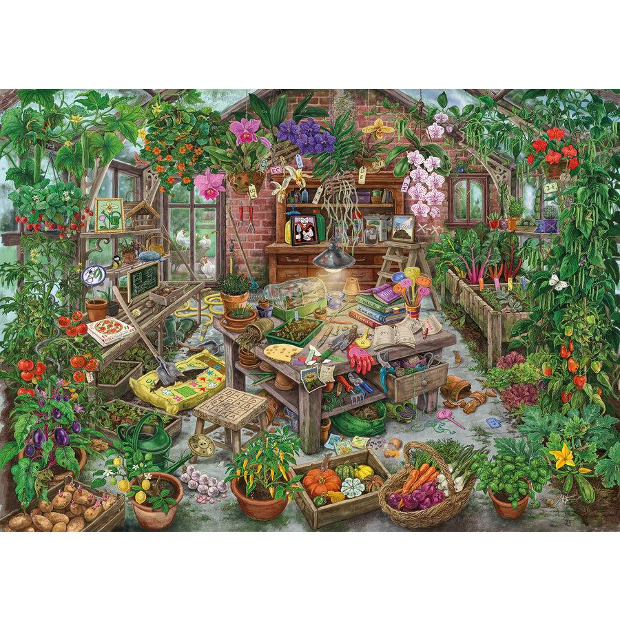 Escape Puzzle 9: The Toy Factory - 368 pieces-2