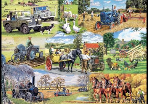 Farming Legends - 1000 pieces