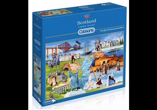 Scotland - 1000 stukjes