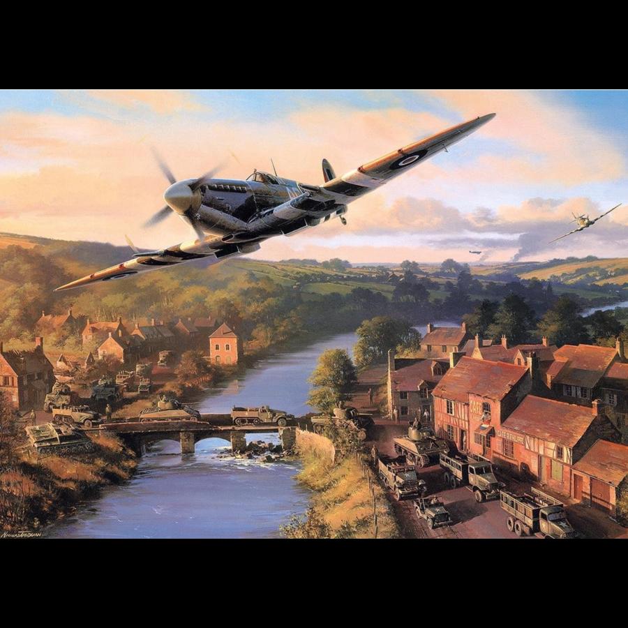 Normandy Breakout - legpuzzel van 1000 stukjes-1