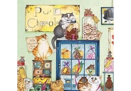 Purrfect Chocolate - 1000 pieces