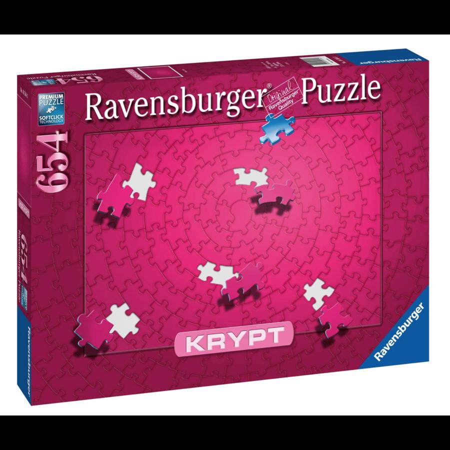 Krypt - PINK - puzzle de 654 pièces-2