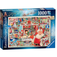 thumb-Christmas is coming! - 1000 pièces-1