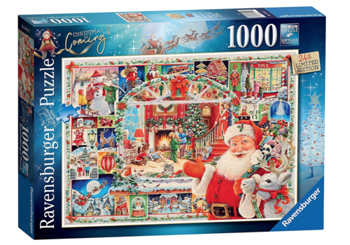 Ravensburger Christmas is coming! - 1000 pieces