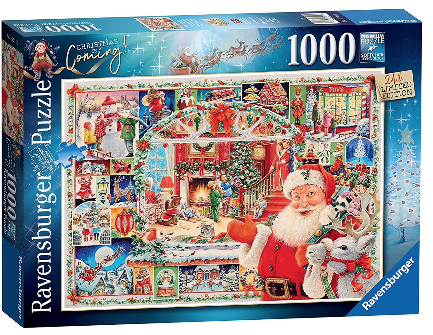 Ravensburger Christmas Puzzle 2021 Buying Cheap Ravensburger Puzzles Wide Choice Puzzles123