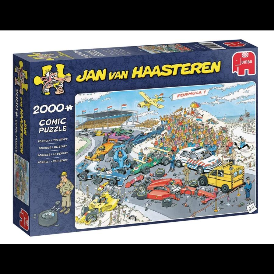Grand Prix - De Start - JvH - 2000 stukjes-1