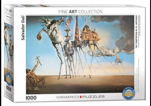 Eurographics Puzzles Salavador Dali - 1000 stukjes