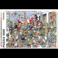 thumb-De Eerste Hulp - Comic - puzzel van 1000 stukjes-2