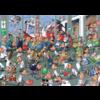 Piatnik Accidents Emergencies - Comic - puzzle of 1000 pieces