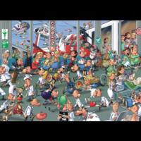 thumb-De Eerste Hulp - Comic - puzzel van 1000 stukjes-1