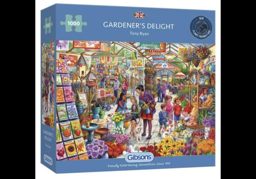 Gibsons Gardener's Delight - 1000 pieces