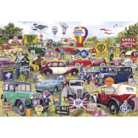 thumb-Motorische souvenirs - puzzel van 1000 stukjes-2
