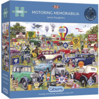 thumb-Motorische souvenirs - puzzel van 1000 stukjes-1