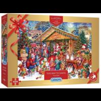 thumb-This Way to Santa - Limited Edition - 1000 stukjes-1