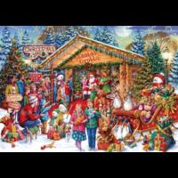thumb-This Way to Santa - Limited Edition - 1000 stukjes-2