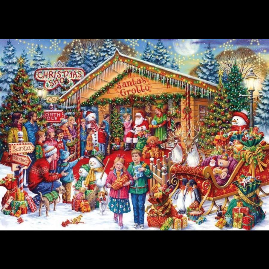 This Way to Santa - Limited Edition - 1000 stukjes-2