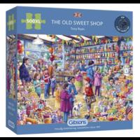 thumb-De nostalgische snoepwinkel - 500XL stukjes-1