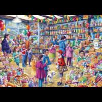 thumb-De nostalgische snoepwinkel - 500XL stukjes-2