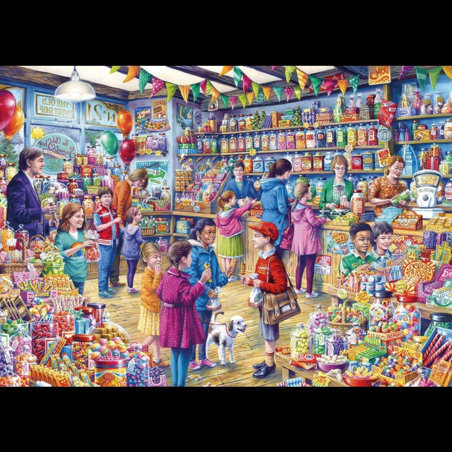 De nostalgische snoepwinkel - 500XL stukjes-2