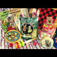Uncle Wiggily - 500 pieces jigsaw puzzle