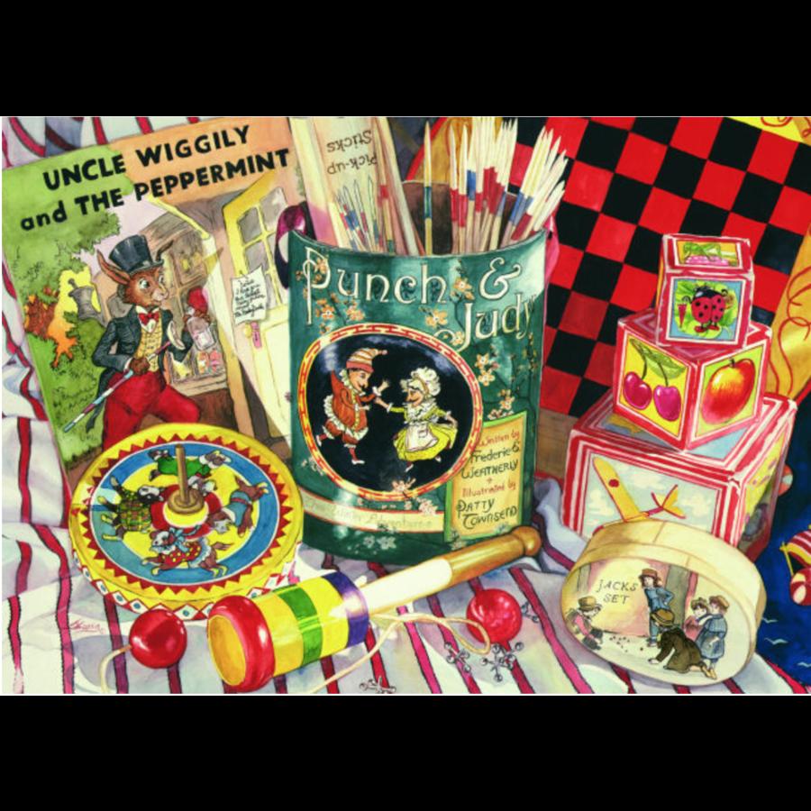 Uncle Wiggily - 500 pieces jigsaw puzzle-1