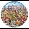 Gibsons Rooftops & Pageantry - puzzel van 500  stukjes