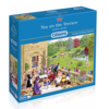 Gibsons Tea on the Terrace - puzzel van 500  stukjes
