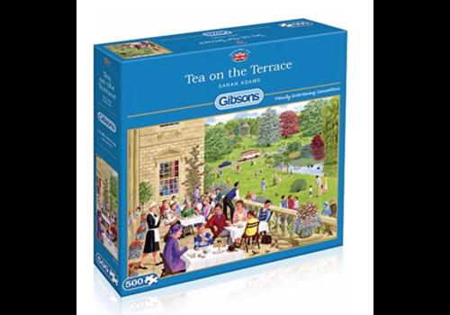 Tea on the Terrace - 500 stukjes