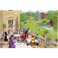 thumb-Tea on the Terrace - puzzel van 500  stukjes-2