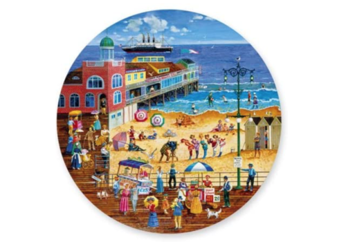 Seaside Frolics - puzzle 500 pieces