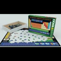 thumb-De tabel van Mendeljev   - puzzel van 1000 stukjes-3