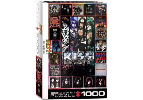 KISS - The Album - 1000 pieces