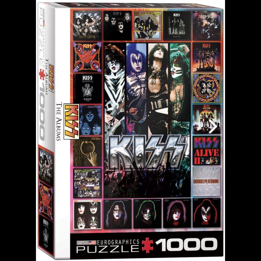 KISS - The Album - puzzel van 1000 stukjes-1