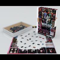 thumb-KISS - The Album - puzzel van 1000 stukjes-2