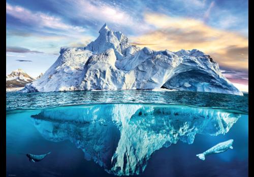Eurographics Puzzles De Noordpool - 1000 stukjes
