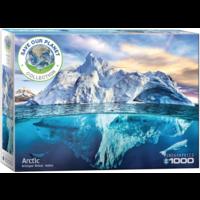 thumb-De Noordpool - puzzel van 1000 stukjes-2