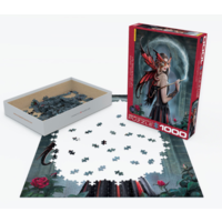 thumb-Spellbound - Anne Stokes - 1000 pieces - jigsaw puzzle-3
