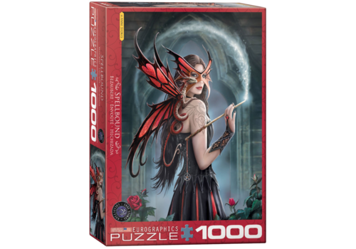 Eurographics Puzzles Spellbound - Anne Stokes - 1000 pieces