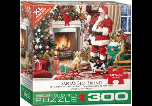 Santa's Best Friend - 300 XXL pieces