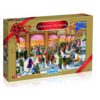 Gibsons Christmas Shopping - Limited Edition - 1000 pieces