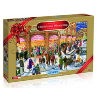 thumb-Christmas Shopping - Limited Edition - 1000 pieces-1