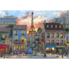 Bluebird Puzzle Streets of Paris - puzzel van 4000 stukjes