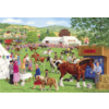 Gibsons Horses for courses - puzzle of 500XL pieces