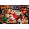 Gibsons Calling the Sleigh - 2000 pieces