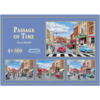 Gibsons Passage of time - 4 puzzles of 500 pieces
