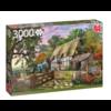 Jumbo De cottage van de boer  - puzzel van 3000 stukjes