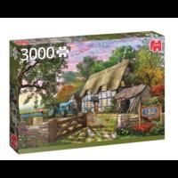 De cottage van de boer  - puzzel van 3000 stukjes