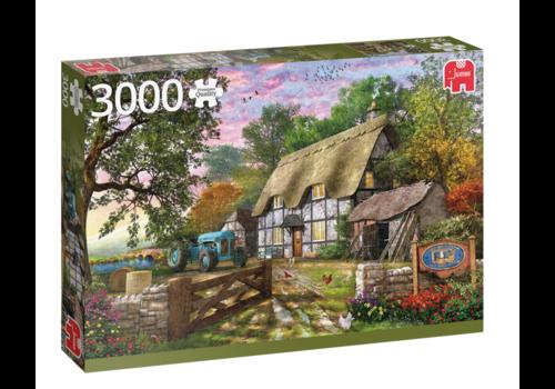 Jumbo De cottage van de boer - 3000 stukjes