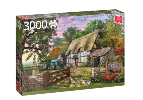 Jumbo The Farmer's Cottage - 3000 pieces